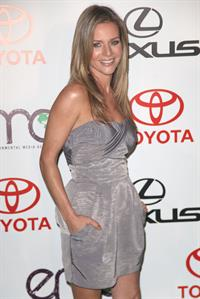 Jessalyn Gilsig 20th Annual Environmental Media Awards -- Burbank, Oct. 16, 2010