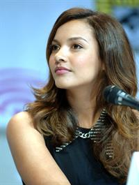 Jessica Lucas WonderCon Anaheim 2013 Day 2 -- Mar. 30, 2013