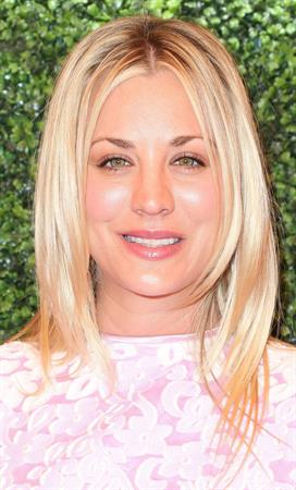 Kaley Cuoco 3rd Annual Veuve Clicquot Polo Classic in LA October 6, 2012