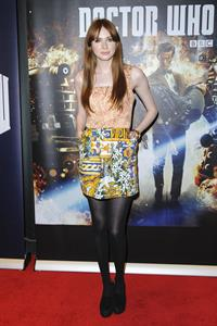 Karen Gillan - Doctor Who:  Asylum of the Daleks  screening in London - August 14, 2012