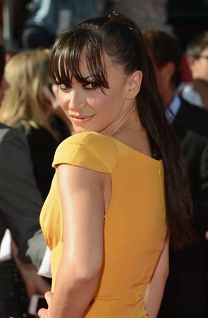 Karina Smirnoff - 2012 ESPY Awards in Los Angeles (July 11, 2012)