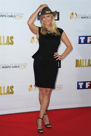 Katherine Kelly Lang 'Dallas' Party At The 53rd Monte Carlo TV Festival