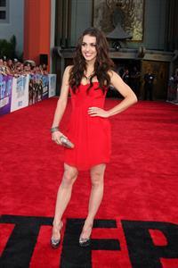 Kathryn McCormick - Step Up Revolution Premiere in Los Angeles (July 17, 2012)