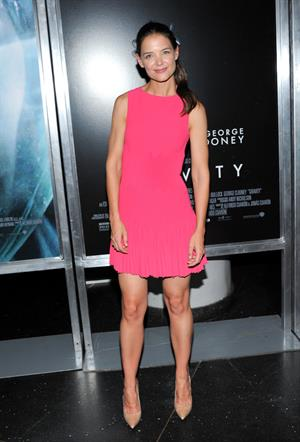Katie Holmes  Gravity  New York Premiere - Oct. 1, 2013