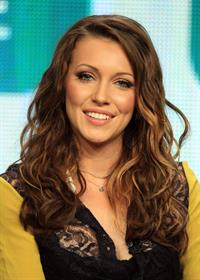 Katie Cassidy - TCA Summer Press Tour Arrow Panel - July 30, 2012