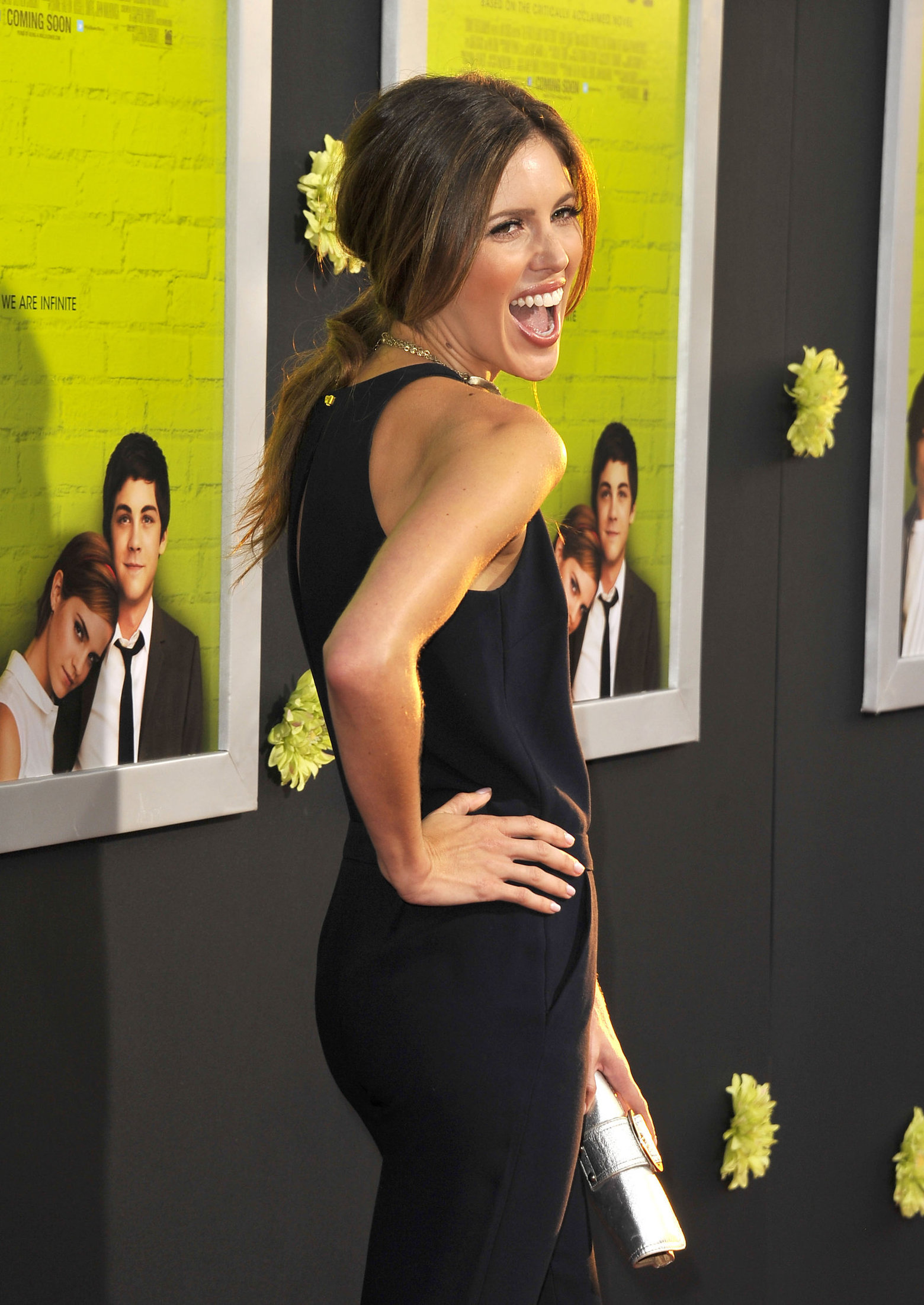 Kayla Ewell - The Perks Of Being A Wallflower Premiere in Los Angeles - September 10, 2012