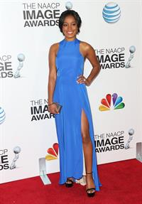 Keke Palmer - NAACP (01.02.2013) - 44th NAACP Image Awards at The Shrine Auditorium in Los Angeles