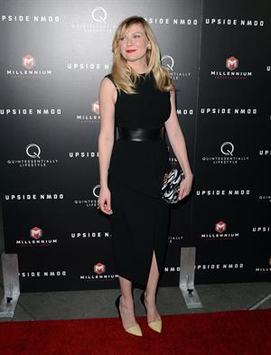 Kirsten Dunst 'Upside Down' special screening in LA 3/12/13