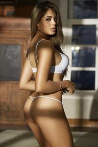 Camila Avella in lingerie - ass
