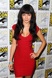 Ksenia Solo  Lost Girl  - Press Line - Comic-Con International 2012, July 15, 2012