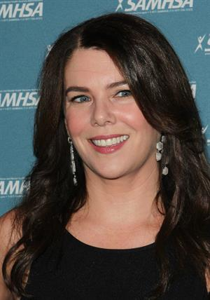 Lauren Graham SAMHSA Voice Awards on August 22, 2012