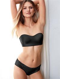 Brittni Tucker in lingerie