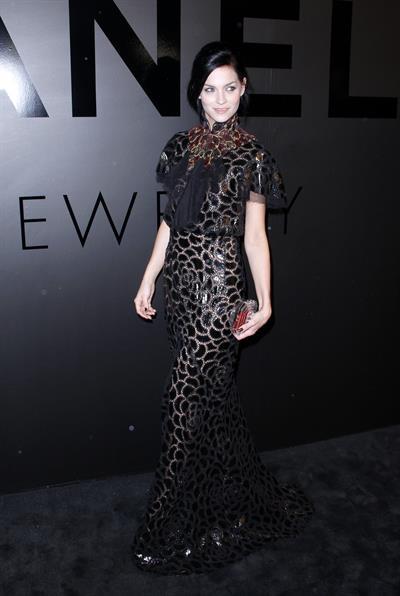 Leigh Lezark Chanel Fine Jewelry's 80th anniversary of the 'Bijoux De Diamants' Collection, NY - October 9, 2012