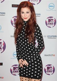 Lena Meyer Landrut - 2011 MTV European Music Awards