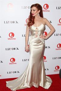 Lindsay Lohan  Liz & Dick  Los Angeles Premiere (November 20, 2012)