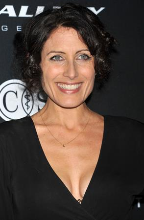Lisa Edelstein - 8th Annual Pink Party - October 27, 2012