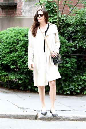 Liv Tyler out and about in New York City on June 6, 2013