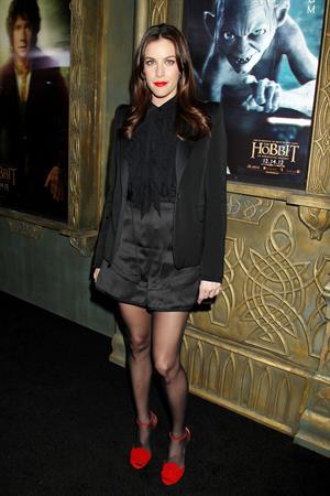 Liv Tyler  The Hobbit  Premiere at the Ziegfeld Theatre New York December 5, 2012
