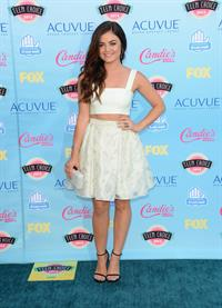 Lucy Hale 2013 Teen Choice Awards Universal City California August 11, 2013