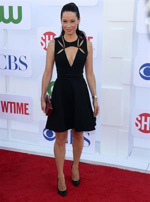 Lucy Liu - CBS, Showtime and The CW Party during 2012 TCA Summer Tour -- Beverly Hills, Jul. 29, 2012
