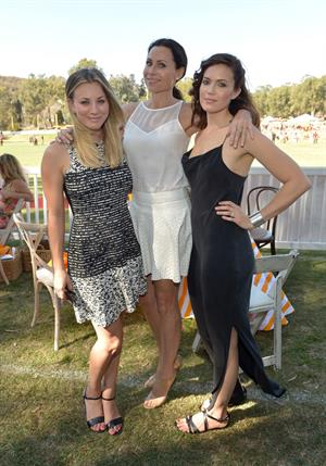 Mandy Moore – 4th Veuve Clicquot Polo Classic 10/5/13