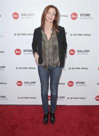 Marcia Cross G-Star RAW unveils RAW Leica at the Leica Store Opening on June 20, 2013