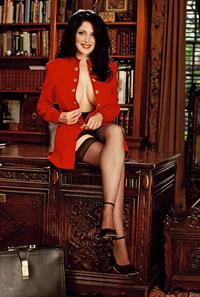 Rebecca Ramos in lingerie