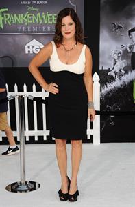 Marcia Gay Harden Disney's Frankenweenie Premiere (September 24, 2012)