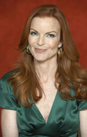 Marcia Cross Desperate Housewives Press Conference 19.09.08