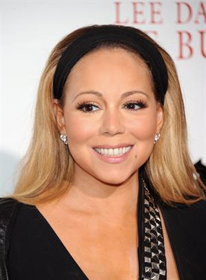 Mariah Carey The Butler Press Conference & Premiere in New York 05.08.13