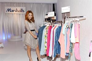 Maria Menounos Marshalls Maria Menounos Spring preview event in NY 3/7/13
