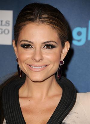 Maria Menounos 24th Annual GLAAD Media Awards -- Los Angeles, Apr. 20, 2013
