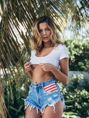 Sandra Kubicka Playboy Magazine nude April 2017