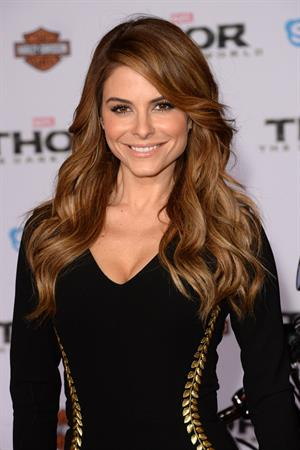Maria Menounos Thor: he Dark World Premiere in Hollywood 04.11.13