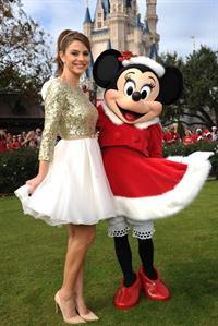 Maria Menounos - 'Disney Parks Christmas Day Parade' TV special - Dec. 1, 2012