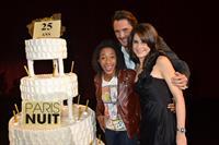 Marion Jolles 'Paris Nuit 2012' - Night Clubbing Awards Ceremony (Nov 26, 2012)