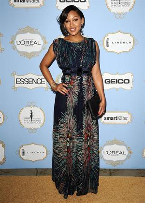 Meagan Good 6th Annual ESSENCE Black Women In Hollywood Awards (February 21, 2013)
