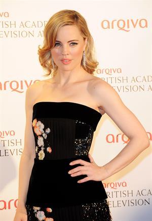 Melissa George - Arqiva British Academy Television Awards (BAFTA) 2012 in London (May 27, 2012)