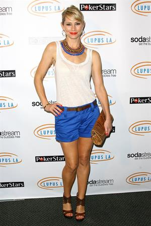 Meredith Monroe Get Lucky For Lupus LA (September 12, 2013)