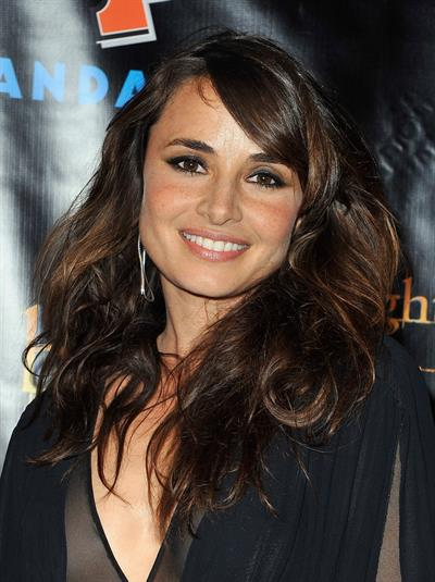 Mia Maestro -  The Twilight Saga: Breaking Dawn - Part 2  VIP Comic-Con Celebration in San Diego (July 11, 2012)