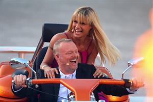 Michelle Hunziker Wetten,dass...? in Palma de Mallorca 08.06.13