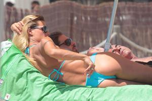 Michelle Hunziker 22Holiday on Ibizza 18.07-21.07.13