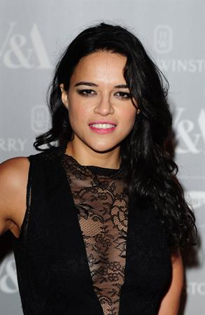 Michelle Rodriguez - Hollywood Costume Exhibit launch in London October 16, 2012