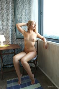 Hanna C in  On The Balcony  for Erotic Beauty