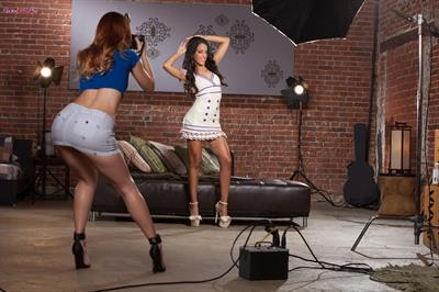 Can I Take Your Picture?.. featuring Karlie Montana, Layla Sin | Twistys.com