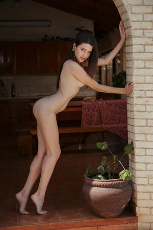 Serena Wood in  PATIO  for Eternal Desire