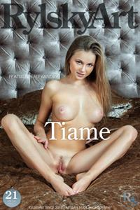 Alexandra in  Tiame  for Rylsky Art