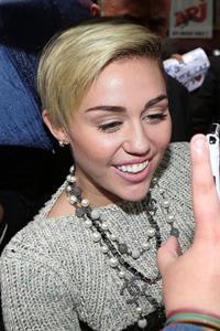 Miley Cyrus in Paris 9/9/13