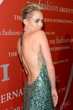 Miley Cyrus - 30th Annual Night Of Stars in NYC 10/22/13