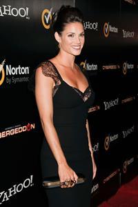 Missy Peregrym  Cybergeddon  - Los Angeles Premiere (Sep 24, 2012)